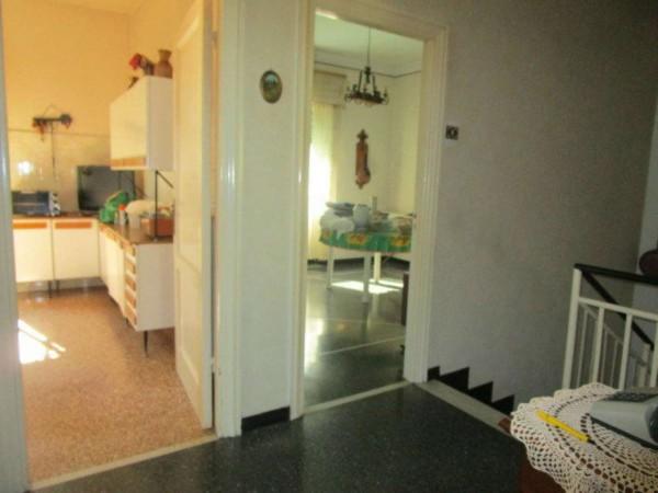 Casa indipendente in vendita a Mignanego, Fumeri, Arredato, con giardino, 150 mq - Foto 34