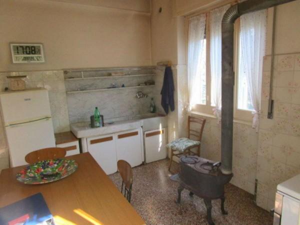 Casa indipendente in vendita a Mignanego, Fumeri, Arredato, con giardino, 150 mq - Foto 7