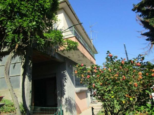 Casa indipendente in vendita a Mignanego, Fumeri, Arredato, con giardino, 150 mq - Foto 43