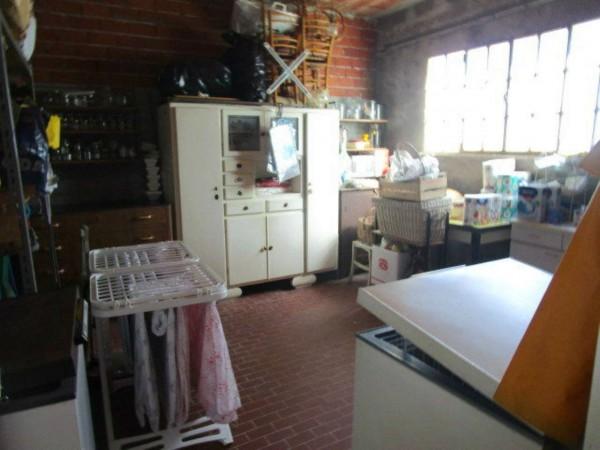 Casa indipendente in vendita a Mignanego, Fumeri, Arredato, con giardino, 150 mq - Foto 40