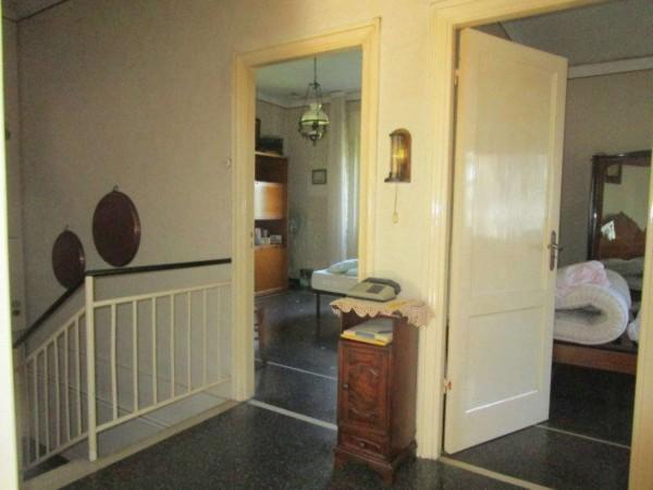 Casa indipendente in vendita a Mignanego, Fumeri, Arredato, con giardino, 150 mq - Foto 35