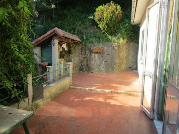 Casa indipendente in vendita a Mignanego, Fumeri, Arredato, con giardino, 150 mq - Foto 32