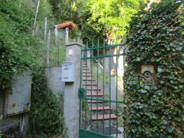 Casa indipendente in vendita a Mignanego, Fumeri, Arredato, con giardino, 150 mq - Foto 20