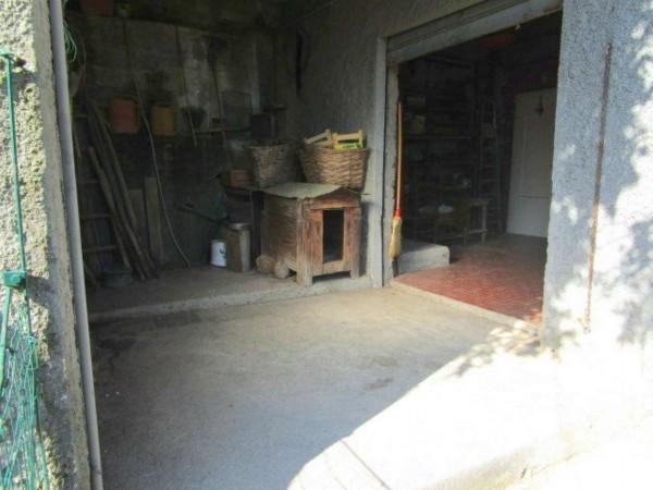 Casa indipendente in vendita a Mignanego, Fumeri, Arredato, con giardino, 150 mq - Foto 42