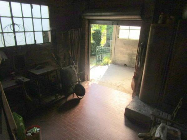 Casa indipendente in vendita a Mignanego, Fumeri, Arredato, con giardino, 150 mq - Foto 22