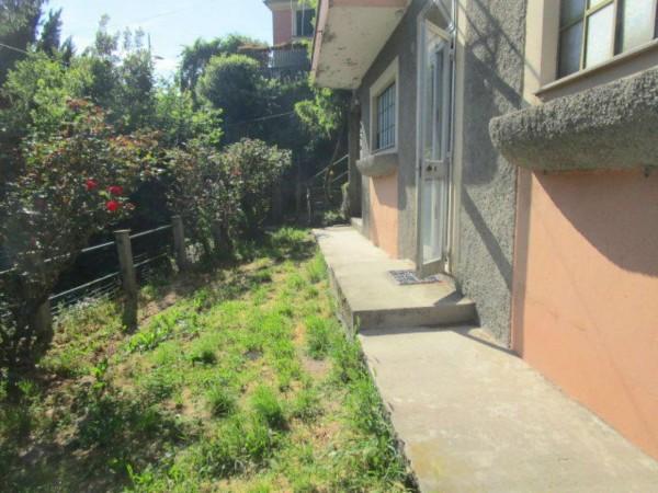 Casa indipendente in vendita a Mignanego, Fumeri, Arredato, con giardino, 150 mq - Foto 45