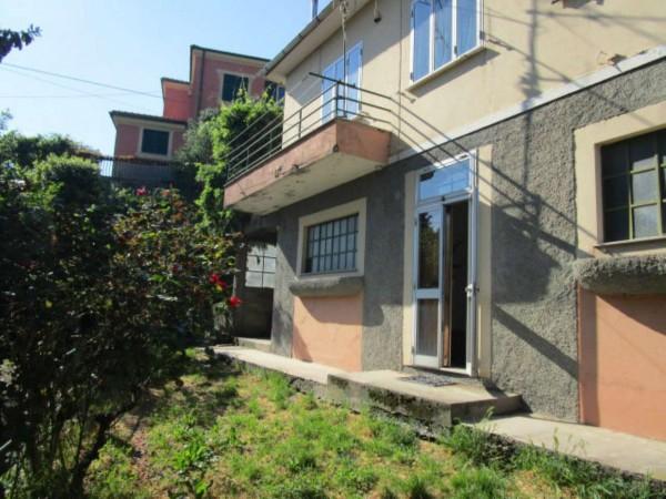 Casa indipendente in vendita a Mignanego, Fumeri, Arredato, con giardino, 150 mq