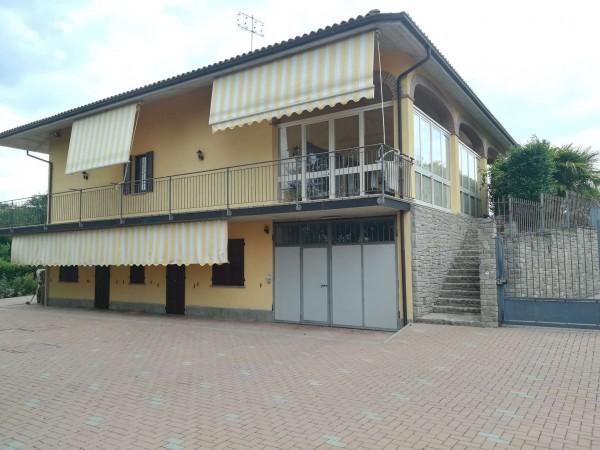 Casa indipendente in vendita a Belvedere Langhe, Centro, Con giardino, 260 mq - Foto 6