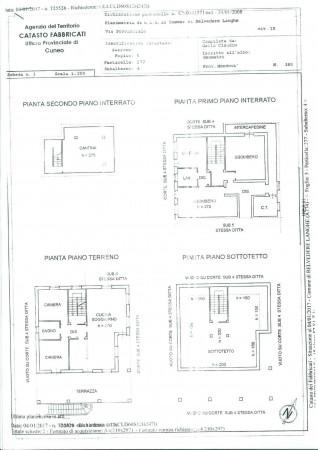Casa indipendente in vendita a Belvedere Langhe, Centro, Con giardino, 260 mq - Foto 2