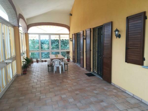 Casa indipendente in vendita a Belvedere Langhe, Centro, Con giardino, 260 mq - Foto 13