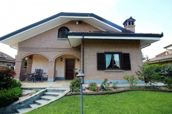 Villa in vendita a Pianezza, Parucco, Con giardino, 223 mq - Foto 21