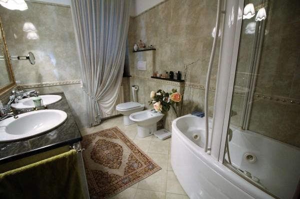 Villa in vendita a Pianezza, Parucco, Con giardino, 223 mq - Foto 14