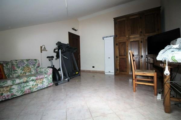 Villa in vendita a Pianezza, Parucco, Con giardino, 223 mq - Foto 8