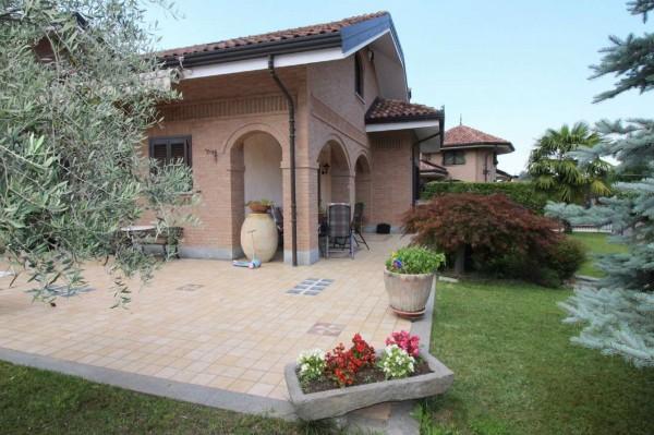 Villa in vendita a Pianezza, Parucco, Con giardino, 223 mq - Foto 19