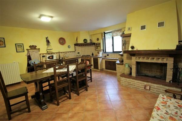 Villa in vendita a Pianezza, Parucco, Con giardino, 223 mq - Foto 11