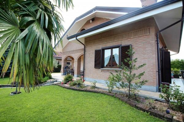 Villa in vendita a Pianezza, Parucco, Con giardino, 223 mq - Foto 22