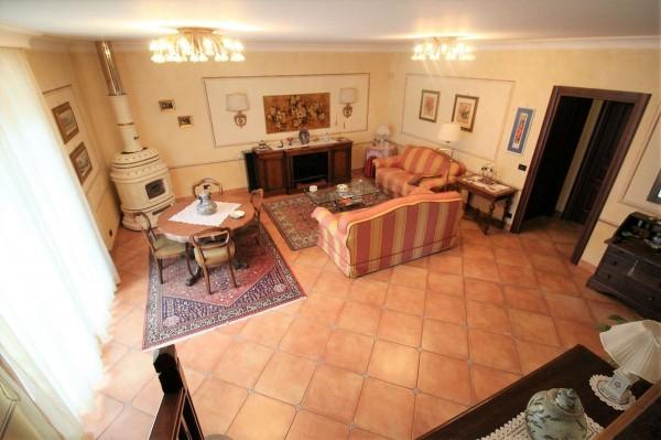 Villa in vendita a Pianezza, Parucco, Con giardino, 223 mq - Foto 18