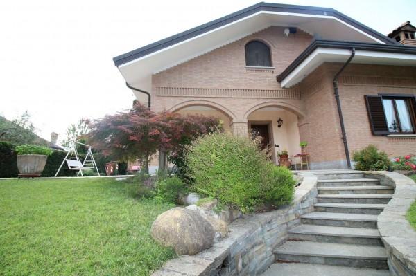 Villa in vendita a Pianezza, Parucco, Con giardino, 223 mq