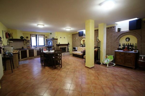Villa in vendita a Pianezza, Parucco, Con giardino, 223 mq - Foto 12