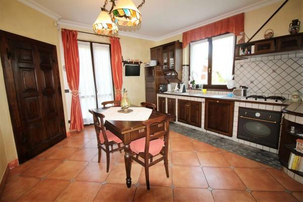 Villa in vendita a Pianezza, Parucco, Con giardino, 223 mq - Foto 17