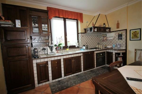 Villa in vendita a Pianezza, Parucco, Con giardino, 223 mq - Foto 16