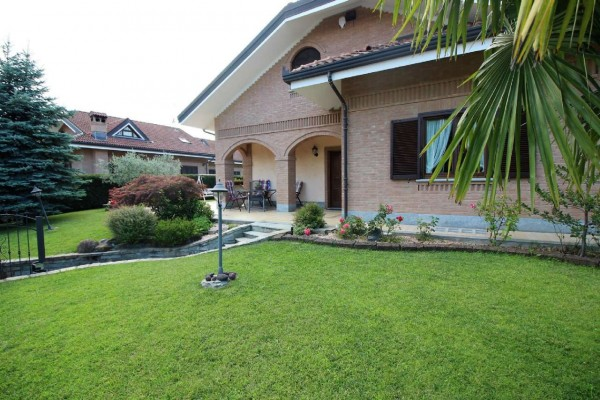 Villa in vendita a Pianezza, Parucco, Con giardino, 223 mq - Foto 20