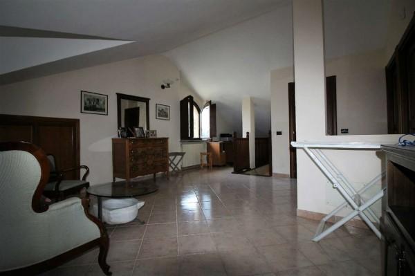 Villa in vendita a Pianezza, Parucco, Con giardino, 223 mq - Foto 10