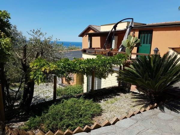 Casa indipendente in vendita a Lavagna, Residenziale, Arredato, con giardino, 180 mq - Foto 14