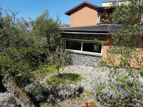 Casa indipendente in vendita a Lavagna, Residenziale, Arredato, con giardino, 180 mq - Foto 15