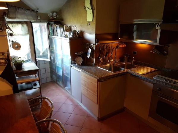 Casa indipendente in vendita a Lavagna, Residenziale, Arredato, con giardino, 180 mq - Foto 8
