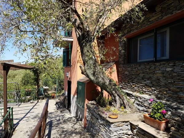 Casa indipendente in vendita a Lavagna, Residenziale, Arredato, con giardino, 180 mq - Foto 16
