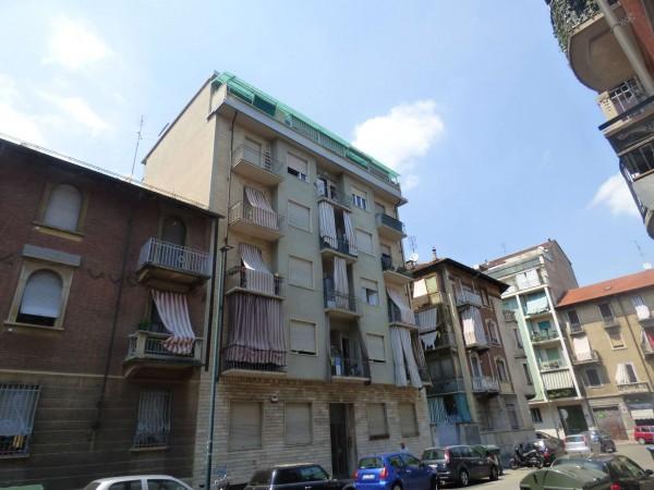 Appartamento in vendita a Torino, Borgo Vittoria, Arredato, 50 mq