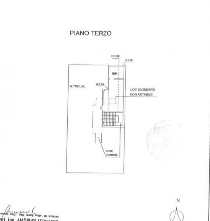 Appartamento in vendita a Muggiò, San Carlo, 120 mq - Foto 4