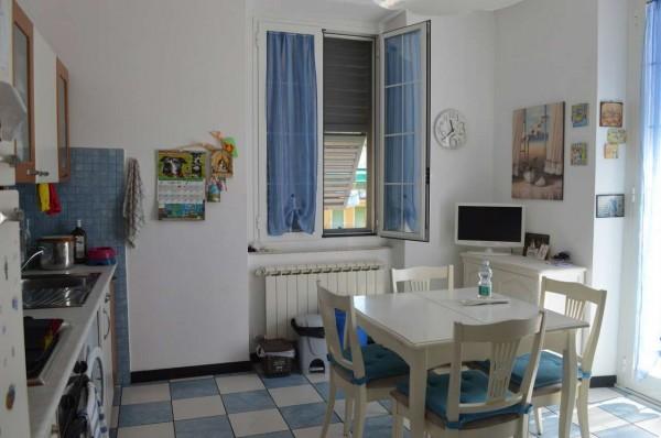 Appartamento in vendita a Recco, Centralissimo-mare, 100 mq - Foto 16