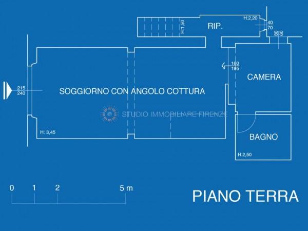 Appartamento in vendita a Bagno a Ripoli, 59 mq - Foto 13