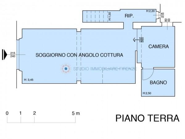 Appartamento in vendita a Bagno a Ripoli, 59 mq - Foto 2