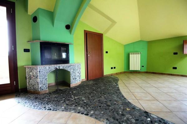 Appartamento in vendita a Avigliana, Centro, 91 mq - Foto 20