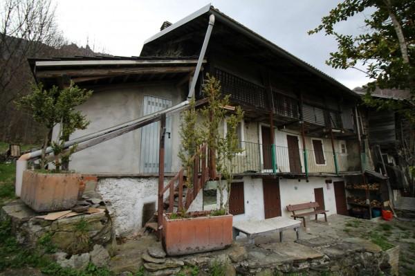 Rustico/Casale in vendita a Rubiana, Mompellato, Con giardino, 80 mq - Foto 4