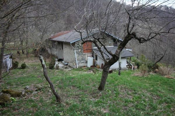 Rustico/Casale in vendita a Rubiana, Mompellato, Con giardino, 80 mq