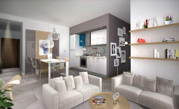 Appartamento in vendita a Torino, Mirafiori, Con giardino, 94 mq - Foto 15