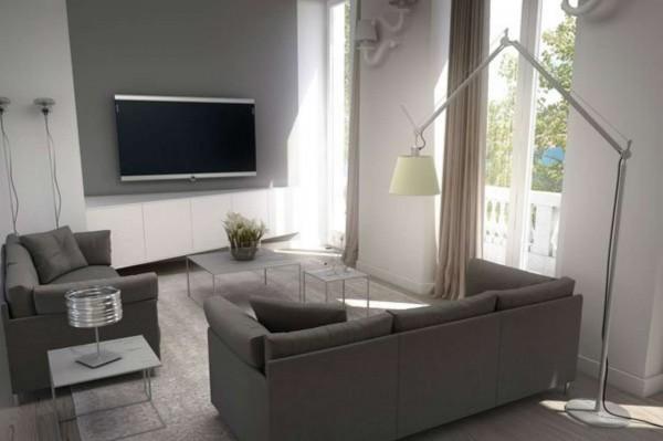 Appartamento in vendita a Torino, Mirafiori, Con giardino, 94 mq - Foto 16