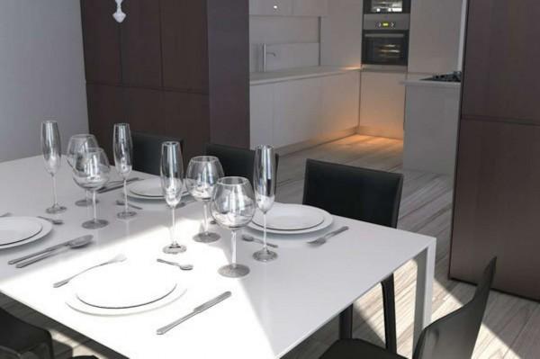 Appartamento in vendita a Torino, Mirafiori, Con giardino, 94 mq - Foto 18