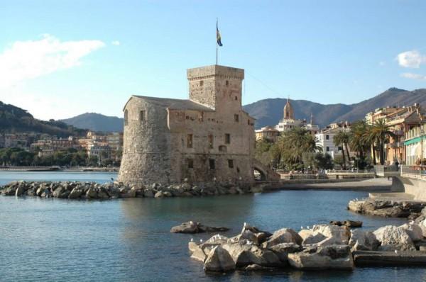 Appartamento in vendita a Rapallo, Porto Turistico, 140 mq - Foto 25