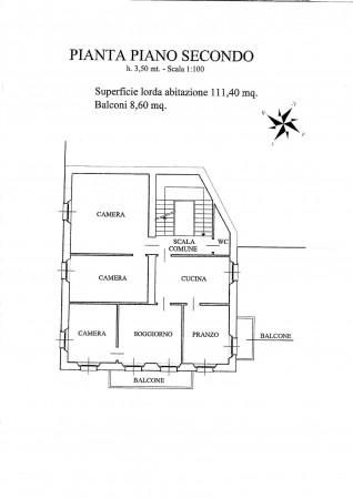 Appartamento in vendita a Porlezza, 119 mq - Foto 13