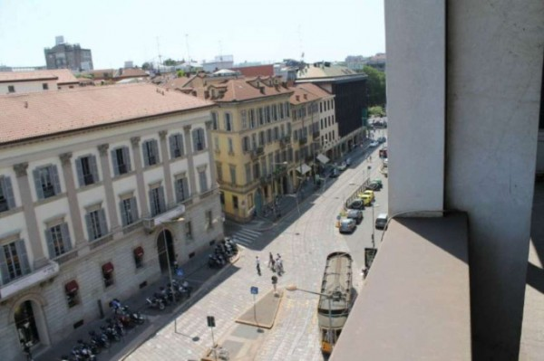Appartamento in affitto a Milano, Brera, 140 mq