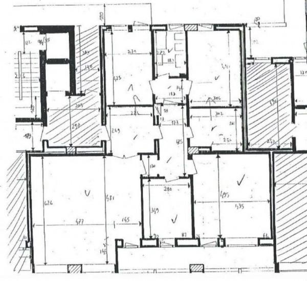 Appartamento in affitto a Milano, Brera, 140 mq - Foto 2