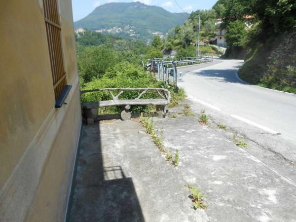 Casa indipendente in vendita a Tribogna, Gattorna, Arredato, con giardino, 250 mq - Foto 29
