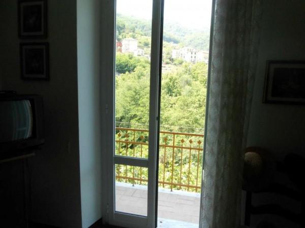 Casa indipendente in vendita a Tribogna, Gattorna, Arredato, con giardino, 250 mq - Foto 32