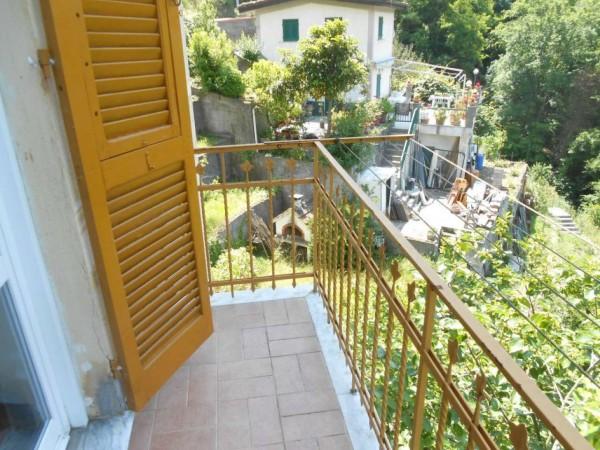 Casa indipendente in vendita a Tribogna, Gattorna, Arredato, con giardino, 250 mq - Foto 107