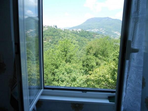Casa indipendente in vendita a Tribogna, Gattorna, Arredato, con giardino, 250 mq - Foto 31